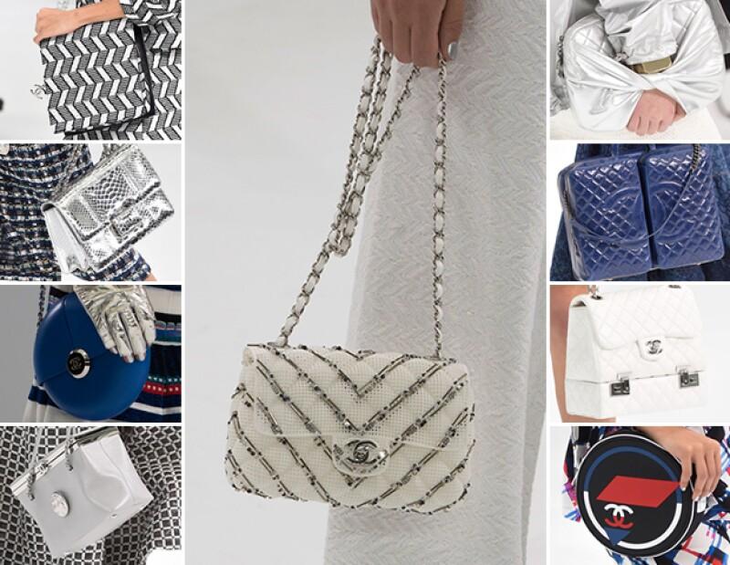Las bolsas de Chanel.