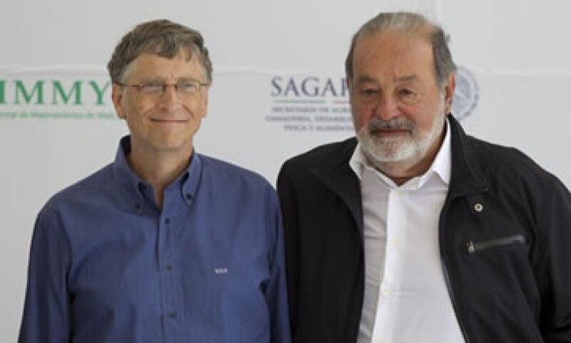 La fortuna del fundador de Microsoft se incrementó 10,000 millones de dólares este año. (Foto: AP)