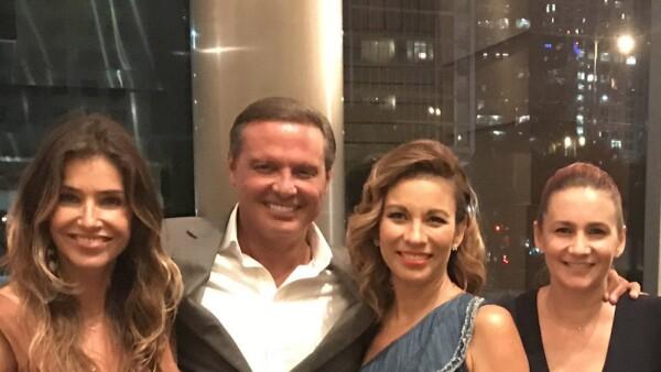Ingrid Corona y Luis Miguel