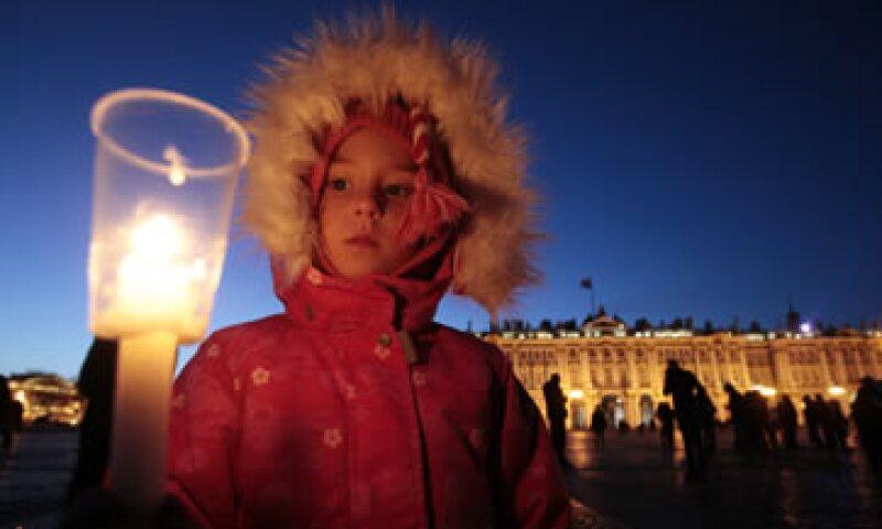 La Hora de la Tierra se lleva a cabo el último sábado de marzo. (Foto: AP)