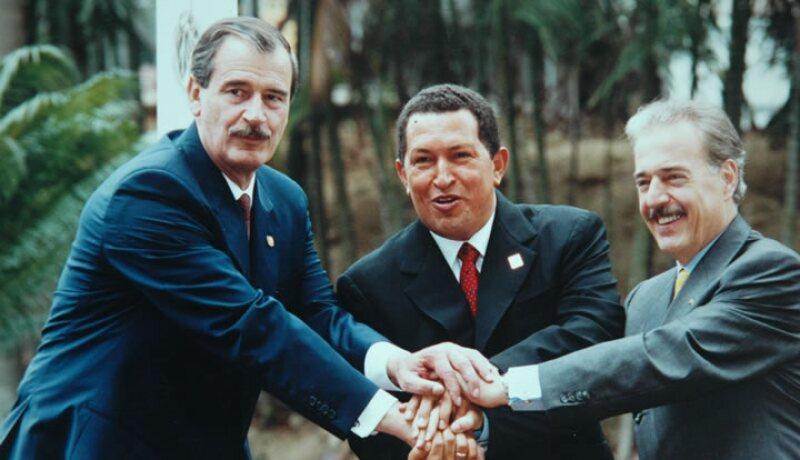 ChavezyFoxenVenezuela