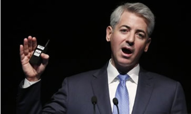 Ackman dirige el fondo Pershing Square Capital Management.  (Foto: Reuters)