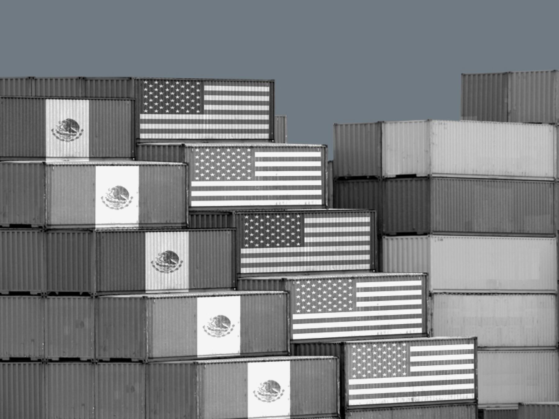 Comercio México-EU