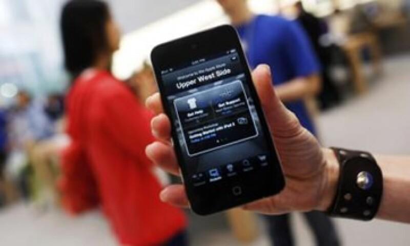 Apple se mantiene como el líder en la red publicitaria según Millenium, acaparando el 30% de la cuota de impresiones. (Foto: Reuters)