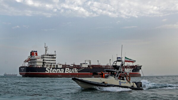 Reino Unido e Irán han estado tratando de negociar para liberar el buque y mantener en vigor el tratado nuclear.