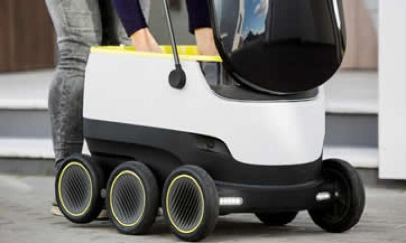 La compañía asegura que sus robots son una opción barata y segura para la entrega de productos. (Foto: Cortesía/Starship Technologies )