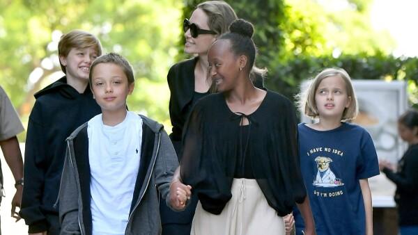 Angélica Jolie,