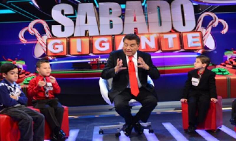 El show es seguido por millones de personas en Estados Unidos y América Latina. (Foto: tv.univision.com )