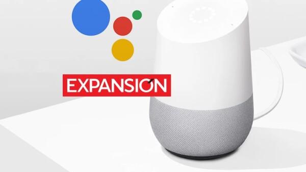 GoogleAssistant Expansión