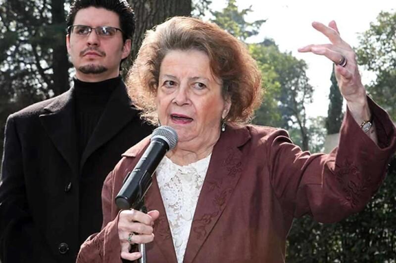 Adriana Siqueiros, hija del famoso muralista mexicano, falleció el 4 de enero de este año, las causas no se revelaron.