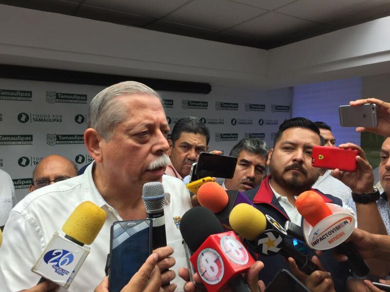 Egidio Torre Cantú señaló que los últimos cinco años de su administración han sido muy intensos y de mucho trabajo y que actualmente se encuentran trabajando para dar paso a la transición.
