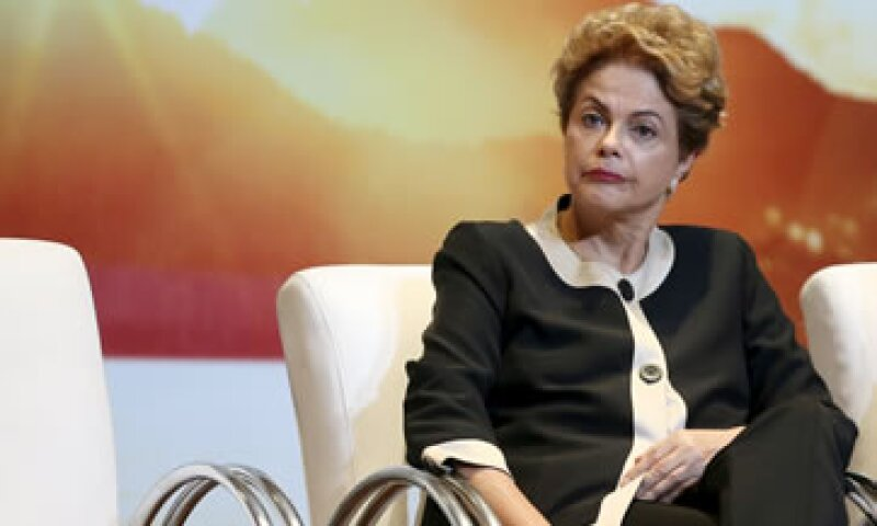 Rousseff no consiguió este miércoles apoyo suficiente en el Congreso para sus esfuerzos por equilibrar el sobregirado presupuesto fiscal (Foto: Reuters/Archivo)