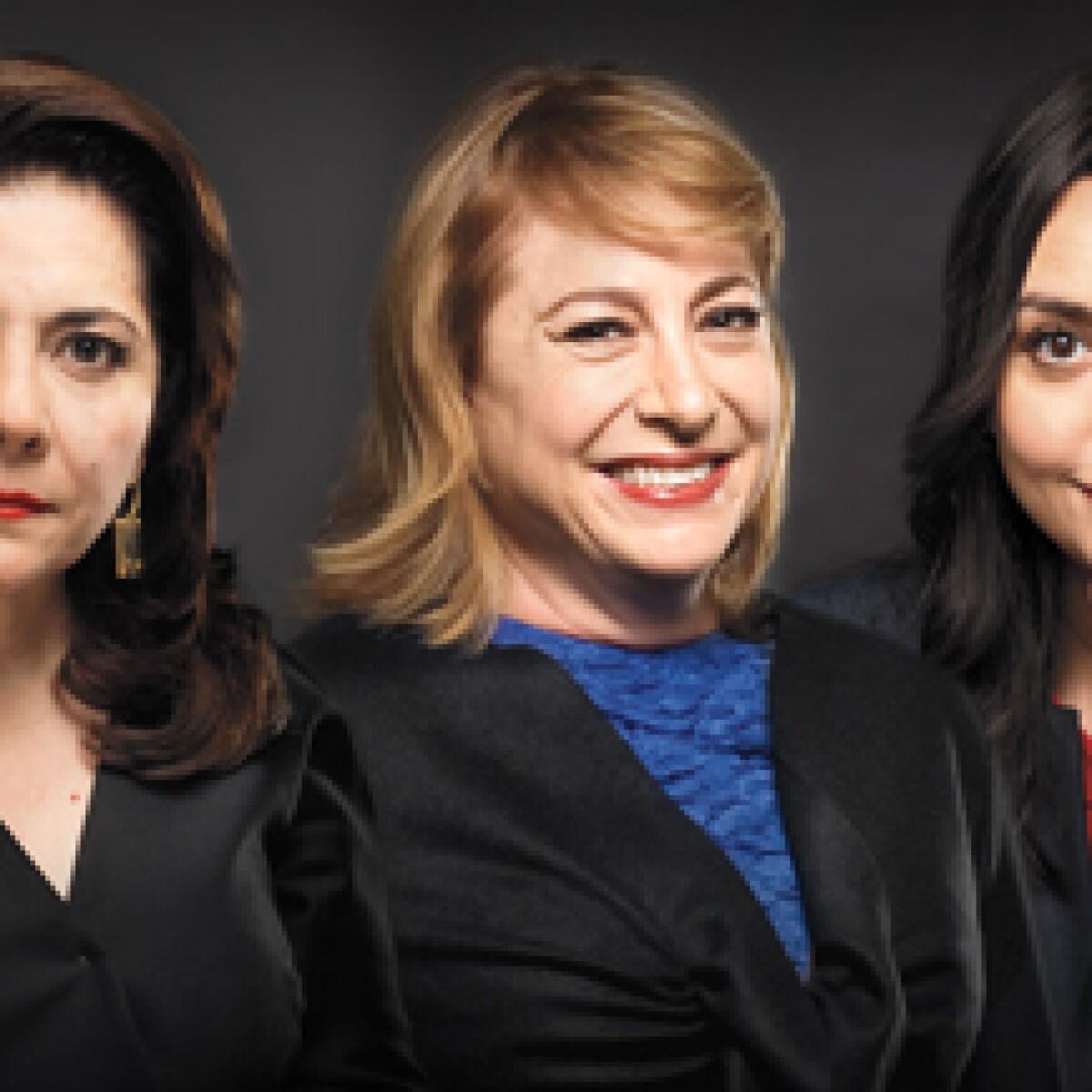 Las 50 Mujeres más Poderosas de Expansión: Ranking 2014