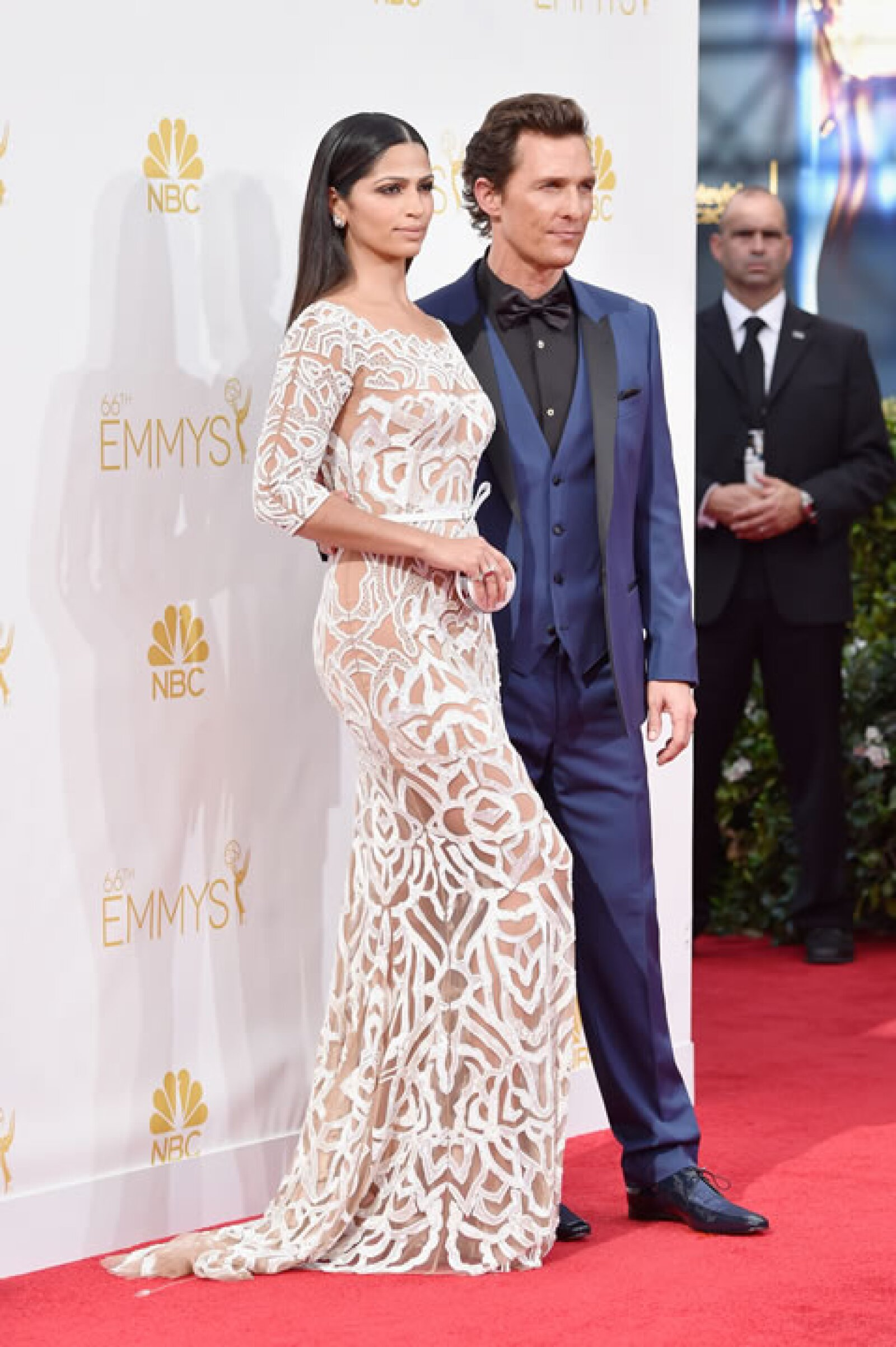 Camila Alves McConaughey, Matthew McConaughey.