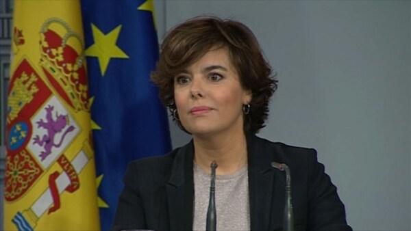 El gobierno español sigue esperando que Puigdemont aclare su postura