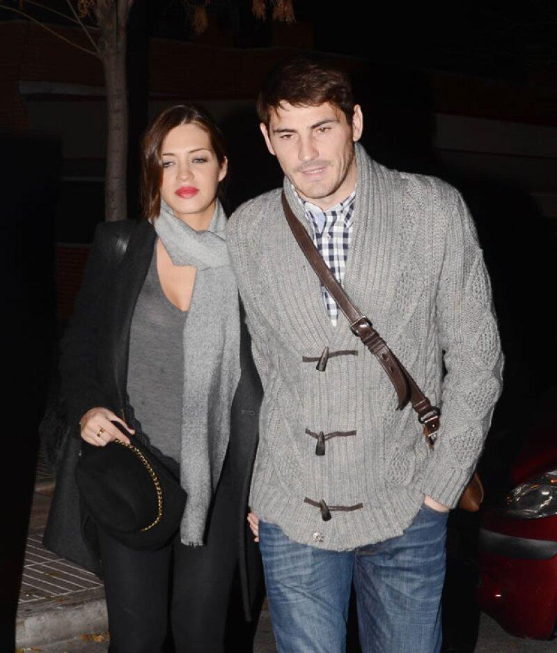 Este viernes Iker Casillas y Sara Carbonero le dieron la bienvenida a su hijo Martín.