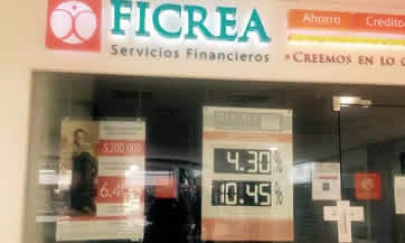 Los ahorradores de Ficrea pueden recoger el seguro de depósito en sucursales del DF, Guadalajara y Saltillo. (Foto: Cuartoscuro))
