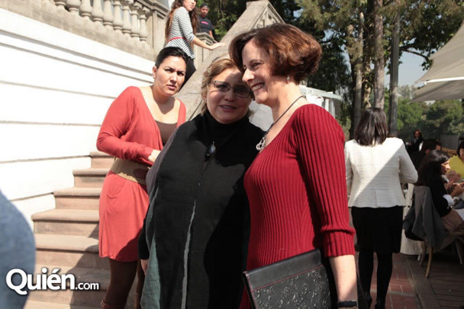 Rossana Fuentes Berain, Denise Dresser
