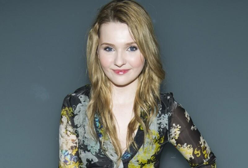 Abigail se hizo famosa en `Little Miss Sunshine´.