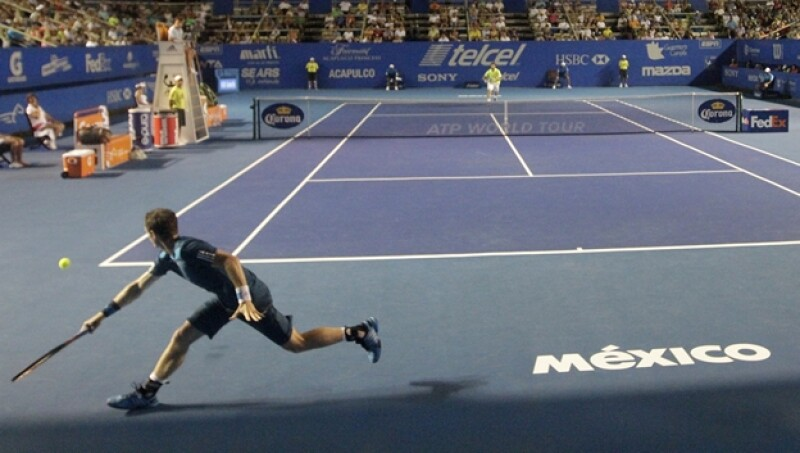Andy Murray vs. Pablo Andujar