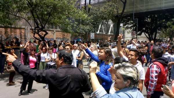 Bloqueos y protestas