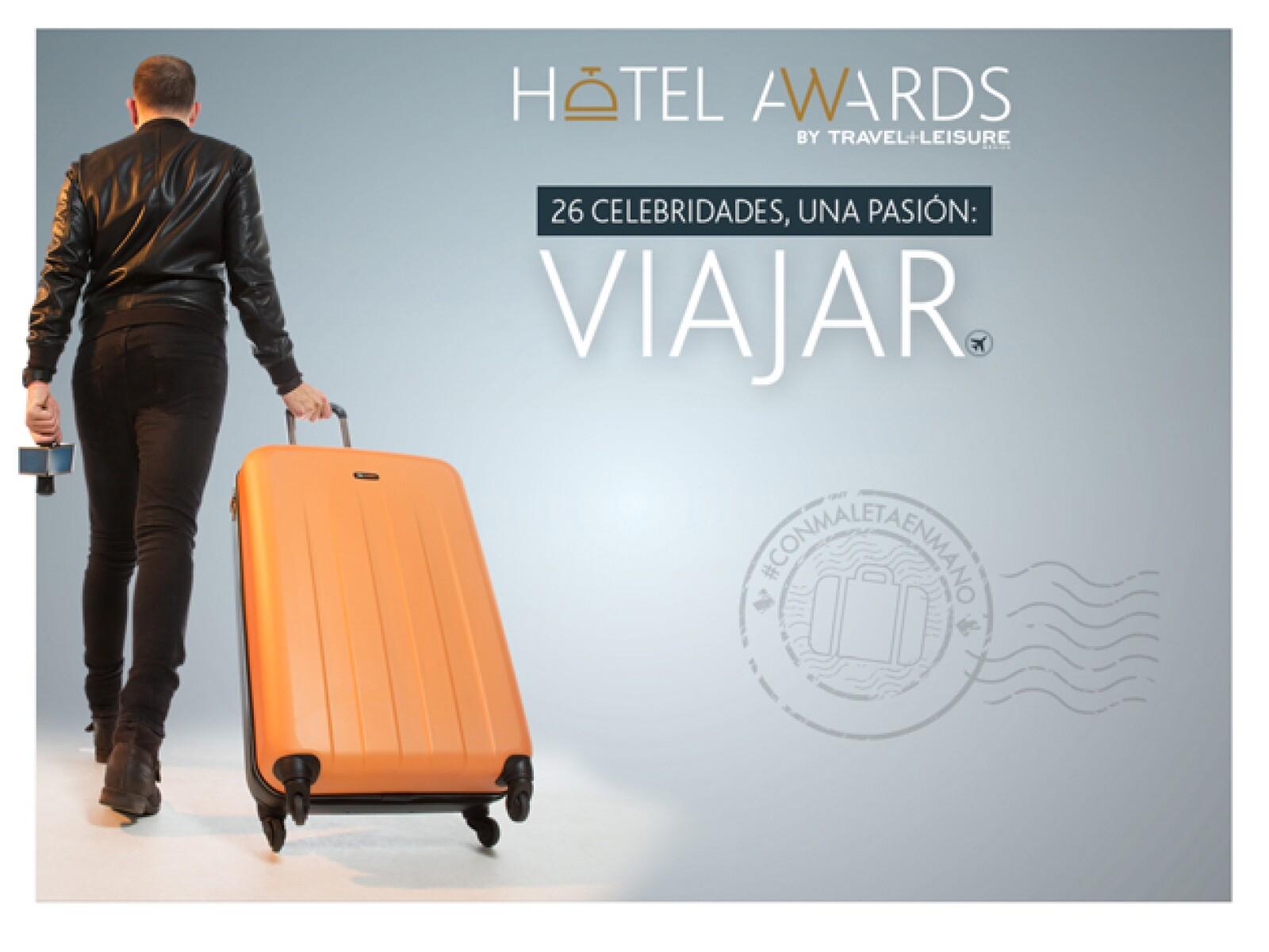 Ha recorrido destinos inigualables #ConMaletaEnMano,despertando su pasión por viajar.
