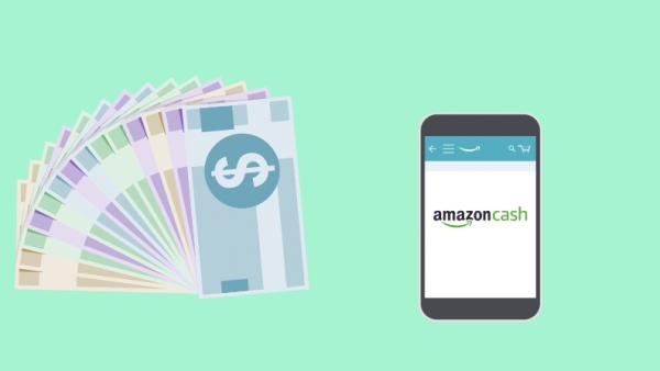 Ya puedes pagar en Amazon con efectivo