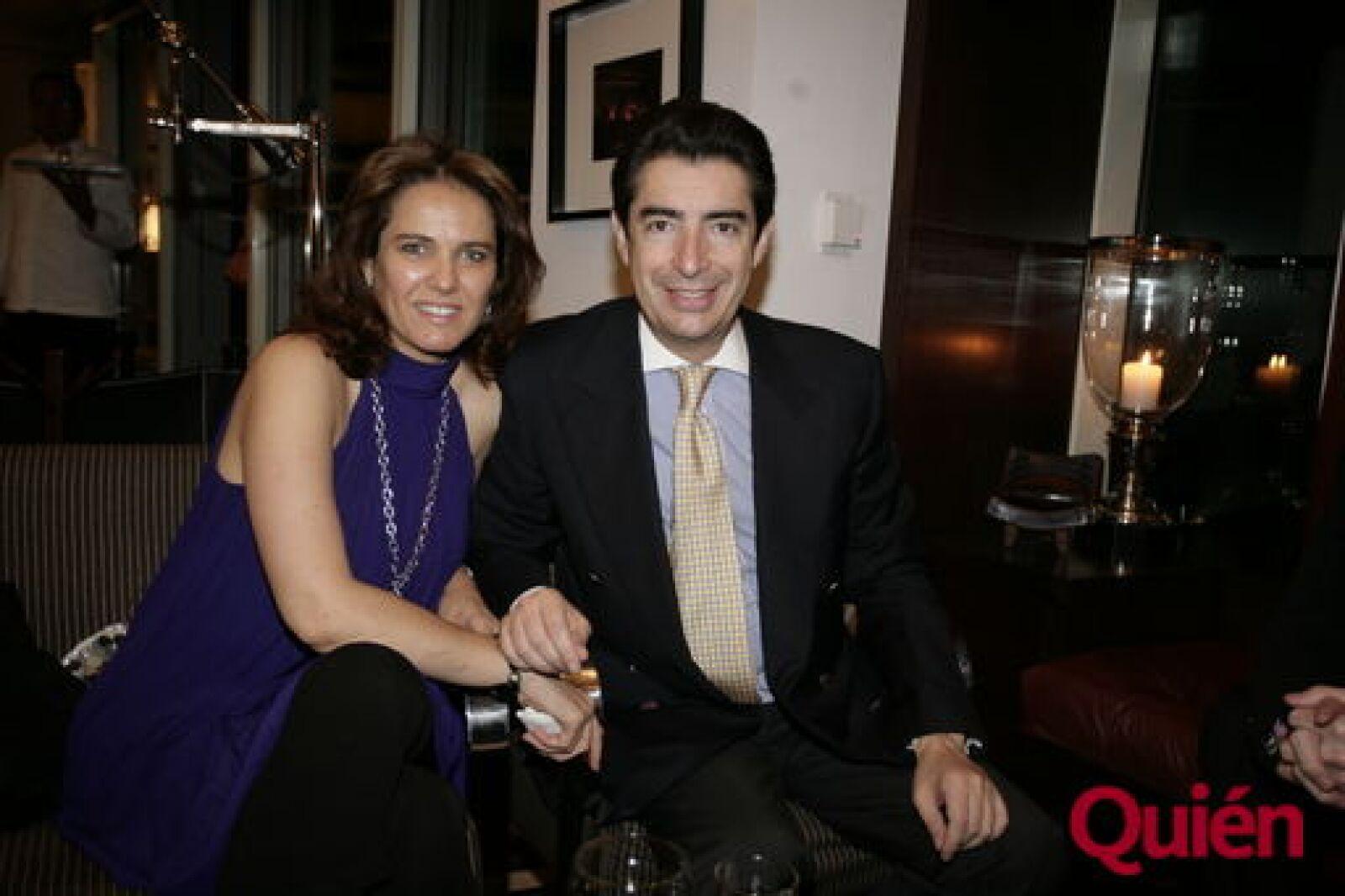 Ana Cristina Tovar, Fernando Tovar y de Teresa