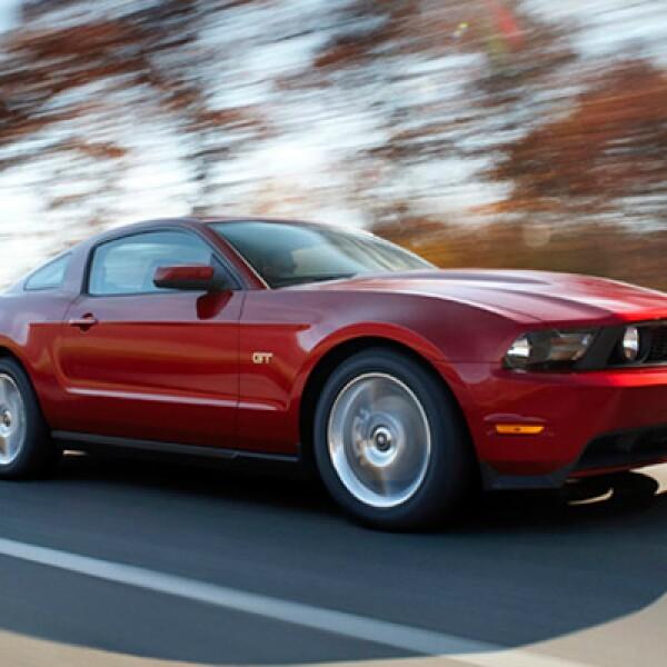 El Mustang se ubicó en el tercer peldaño de los deportivos, con 1,272 unidades vendidas.