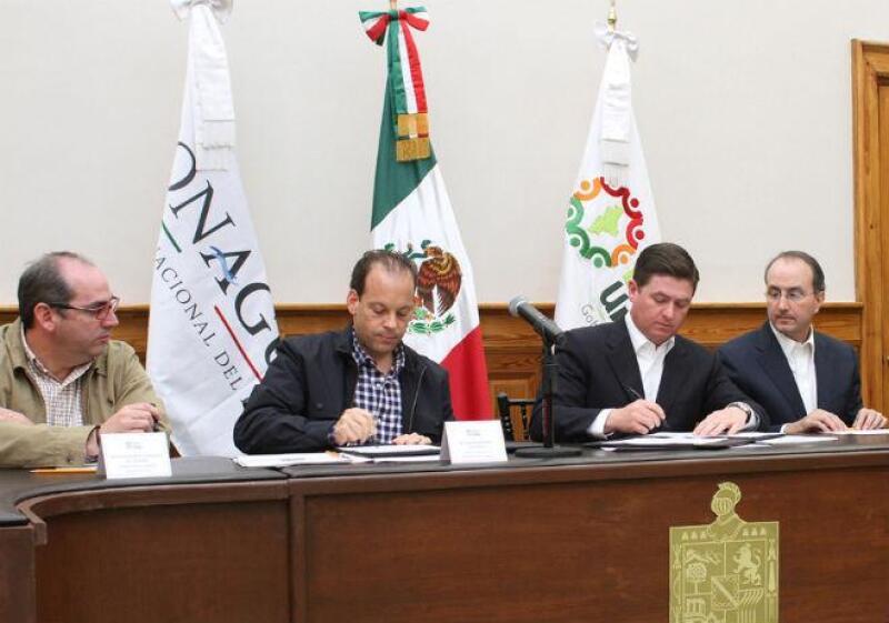 Rodrigo Medina, gobernador de Nuevo Le�n