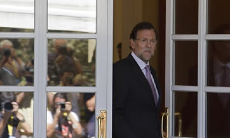 El presidente de España, Mariano Rajoy, no descartó pedir la compra de bonos por parte del BCE. (Foto: AP)