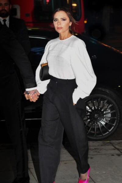 Victoria Beckham en la Portrait Gala, London