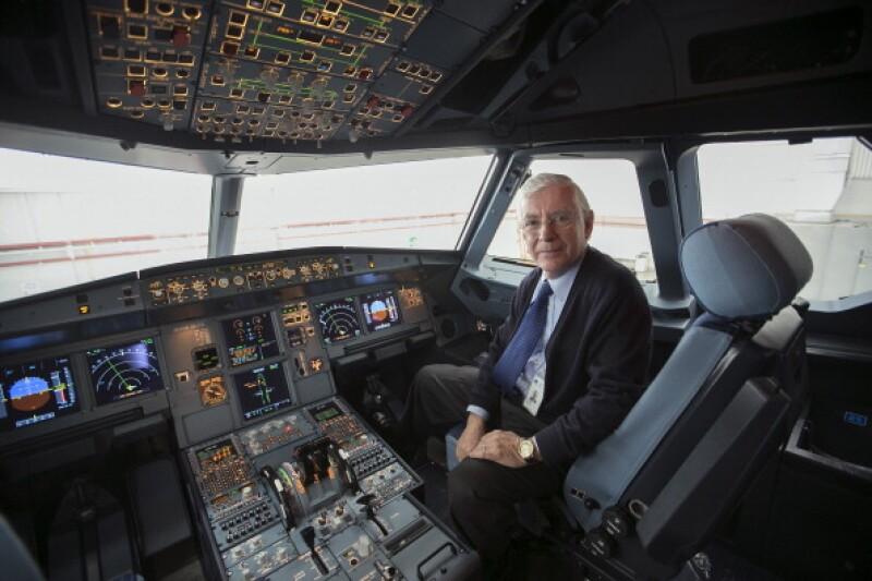 José Luis Garza dice que el convenio aéreo con Estados Unidos traerá nuevas oportunidades.