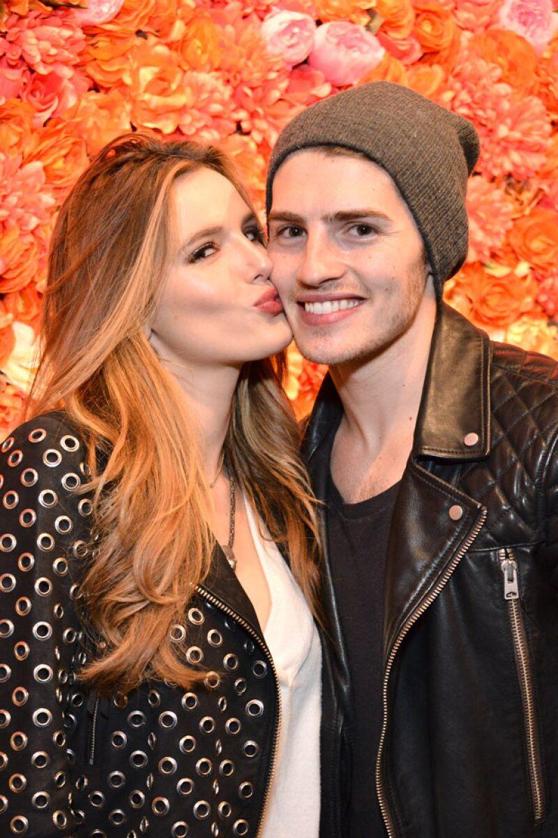 Bella Thorne y Gregg Sulkin terminaron su relación hace pocos días.