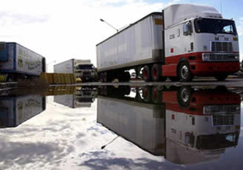 Empresarios del transporte de carga se reunirán en la Ciudad de México para hablar sobre las soluciones a los problemas del sector. (Foto: AP)