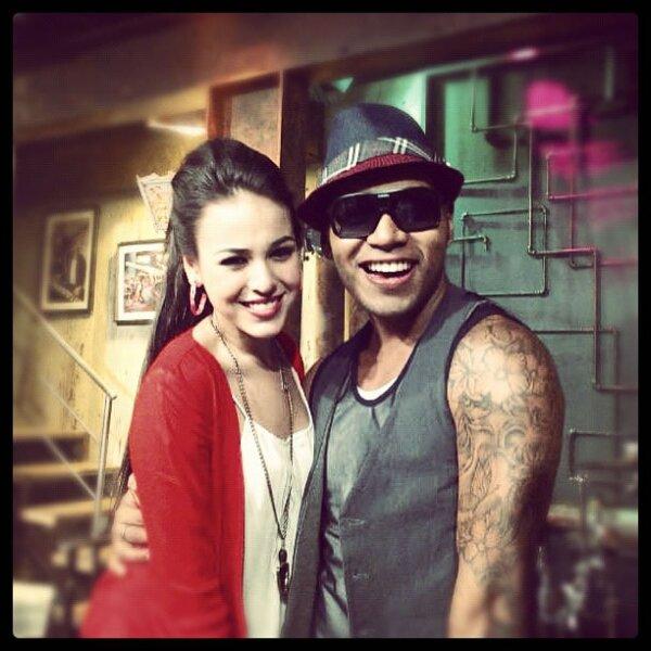 Su nuevo disco titulado `Danna Paola´contiene temas compuestos por Michelle Álvarez, Jesse & Joy y Ha*Ash.