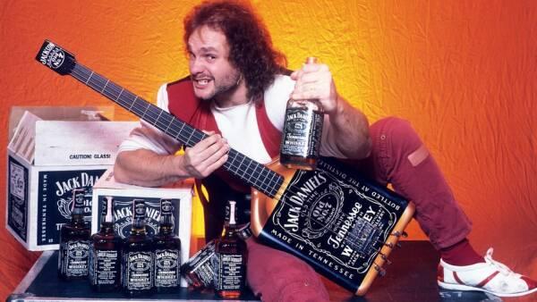 Jack Daniel's y el rock