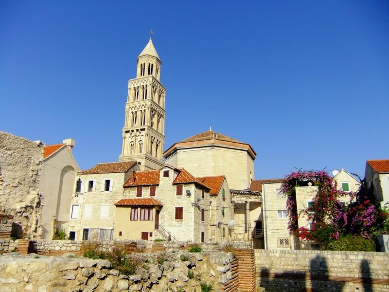 Junio en Split, Croacia