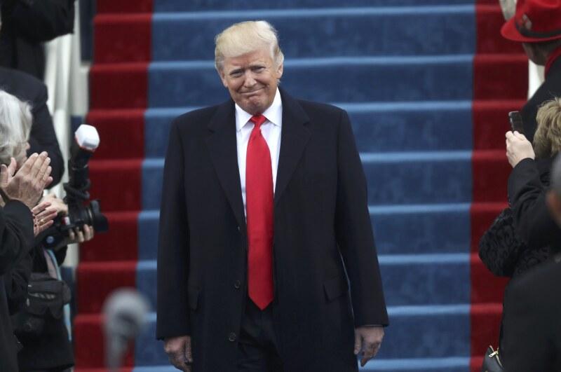 Nuevo presidente