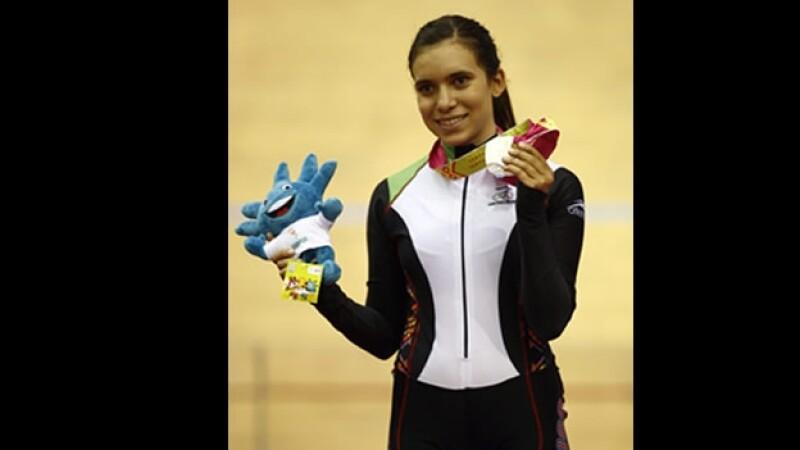 Sofia Arreola ciclista Juegos Panamericanos