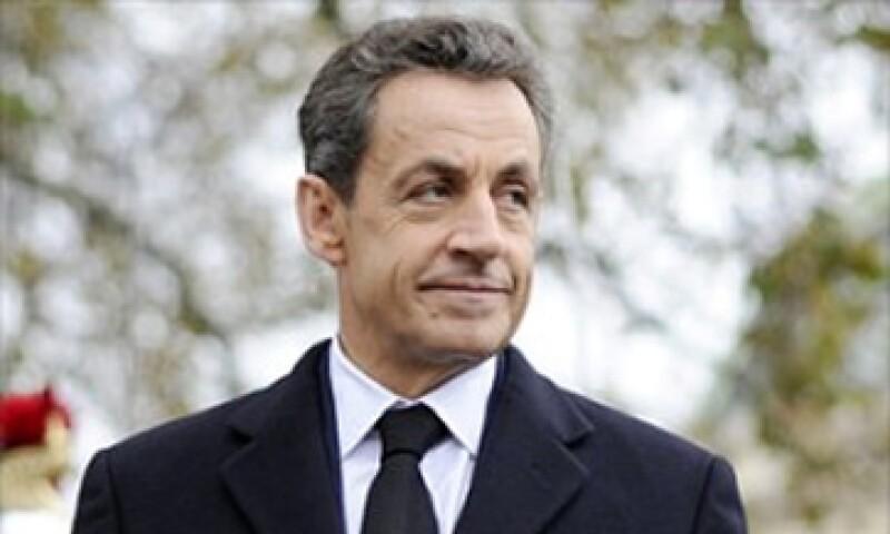 El país que gobierna Nicolas Sarkozy tiene una deuda muy alta en comparación con su producción económica. (Foto: Cortesía Fortune)