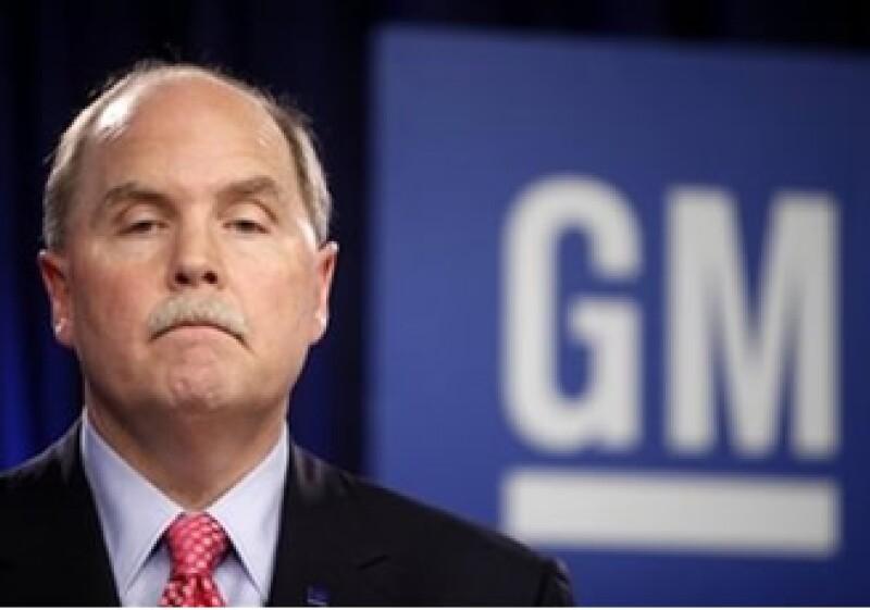 Fritz Henderson, presidente ejecutivo de General Motors, defendió la reestructura de la automotriz para volver a operar. (Foto: AP)