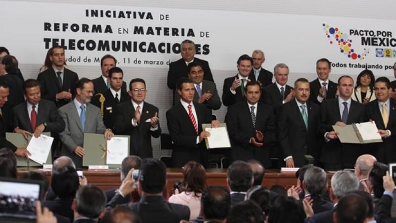 reforma telecomunicaciones