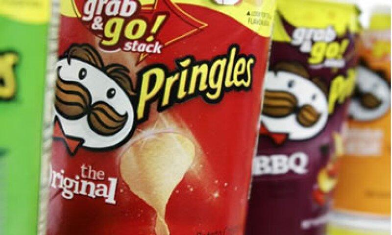 En abril de 2011, Daimond Foods dijo que adquiriría Pringles pero el acuerdo se vio demorado por una investigación contable. (Foto: AP)