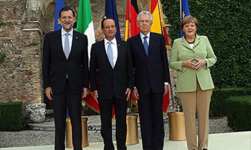 En la Cumbre, los líderes de los 27 países miembro discutirán la posibilidad de una  unión fiscal. (Foto: Cortesía CNNMoney)