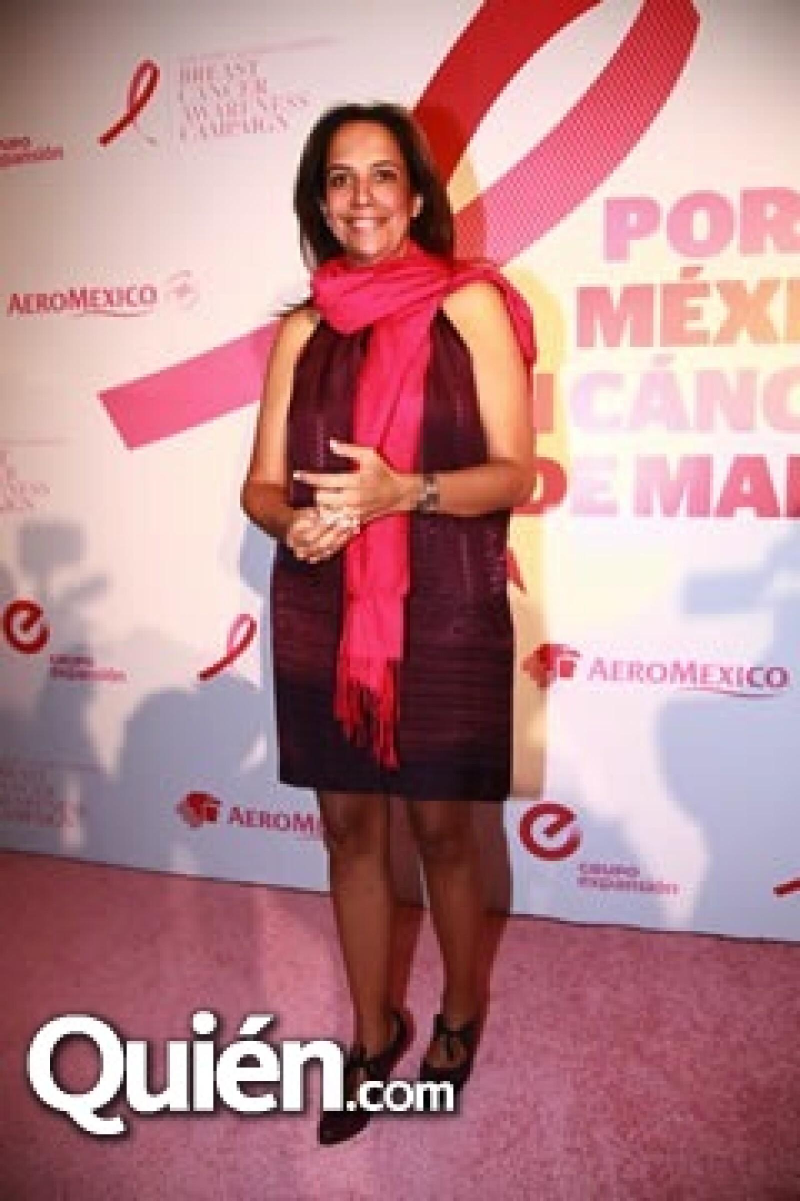 Claudia Contreras.