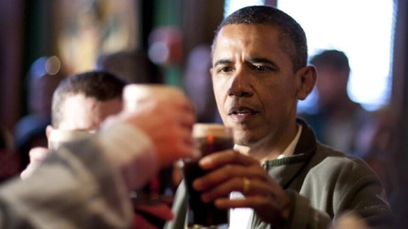 obama cerveza
