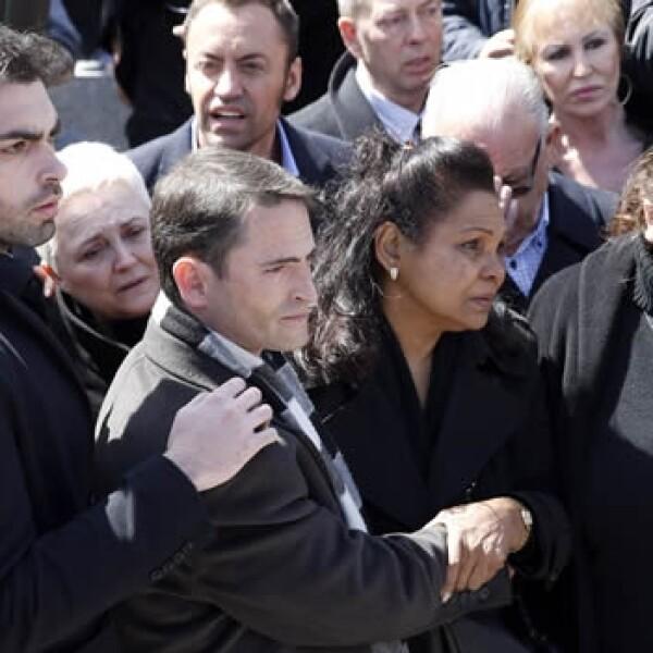 Sara Montiel funeral 5