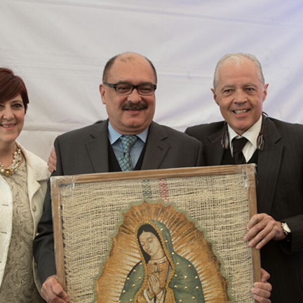 Alejandra Álvarez,Carlos Madrid,Alfonso Lebrija