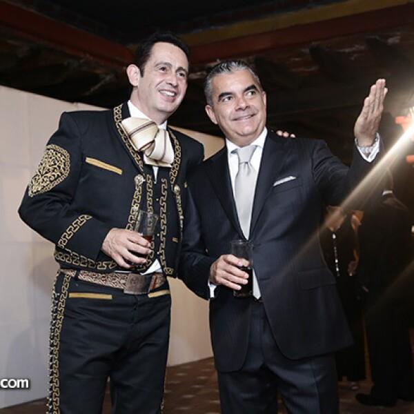 Humberto Herrera y Jesus Pérez Negron